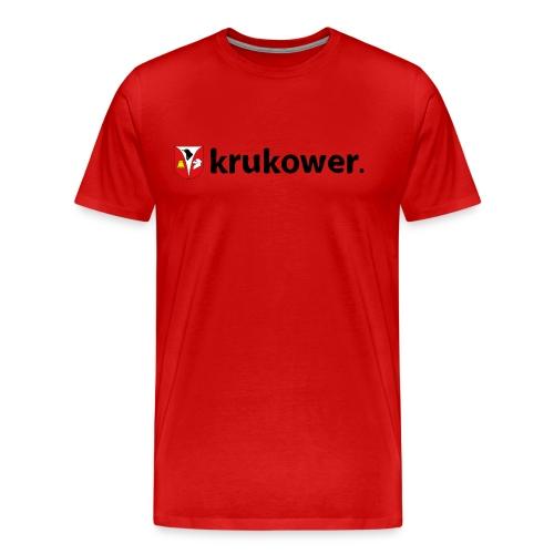 Krukower Herr. - Männer Premium T-Shirt
