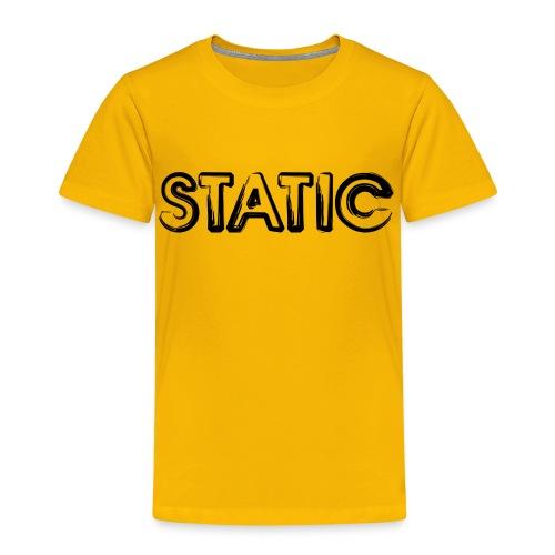 Static - Kids' Premium T-Shirt