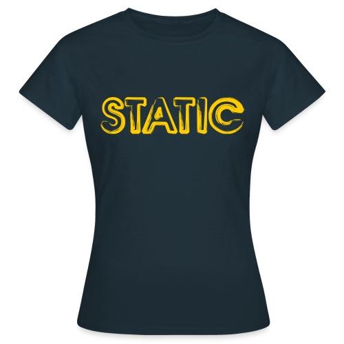 Static - Women's T-Shirt