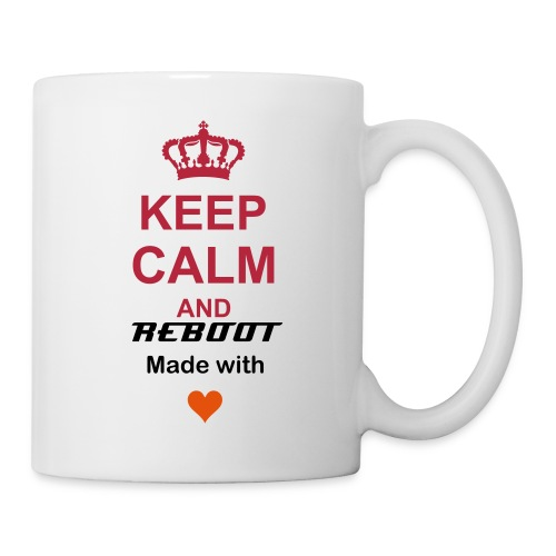 Keep Calm and Reboot Mug - Mug