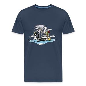 Birds of a Feather - Men's Premium T-Shirt