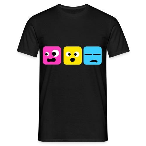 Kawai Cubes - Männer T-Shirt