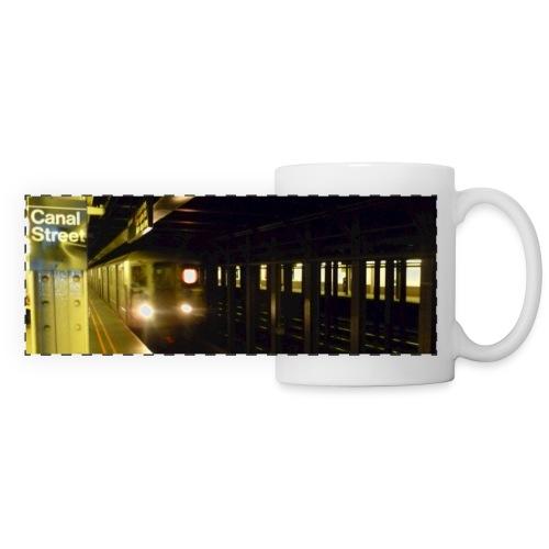 Mug Canal Street MTN NYC - Panoramatasse