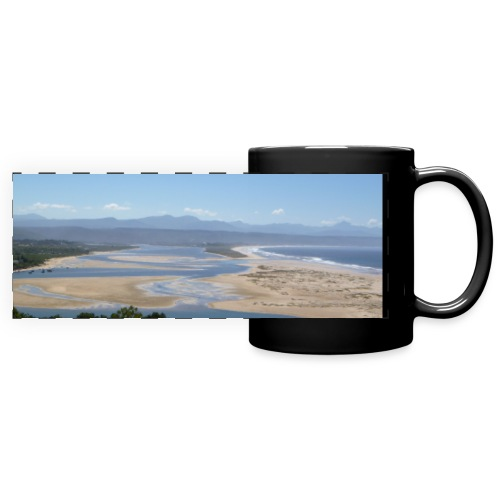 Mug South Africa Plattenberg Beach - Panoramatasse farbig