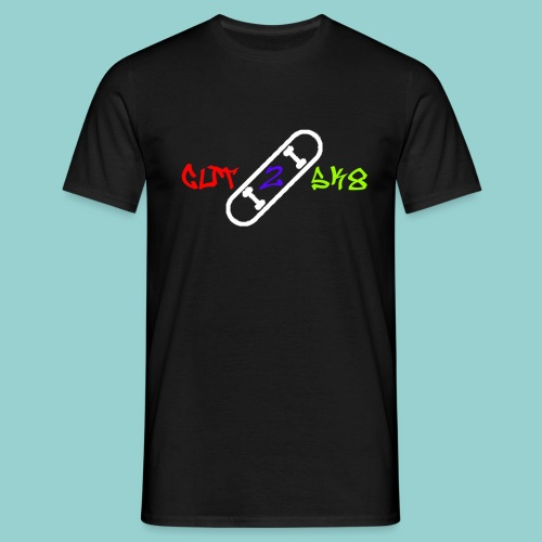 Got2Sk8 T-Shirt - Men's T-Shirt