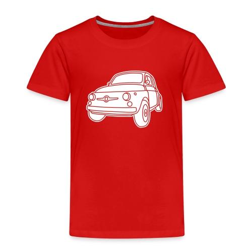 Fiat 500 Classico T-Shirts - Kinder Premium T-Shirt