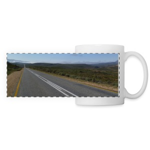 Mug South Africa Road - Panoramatasse