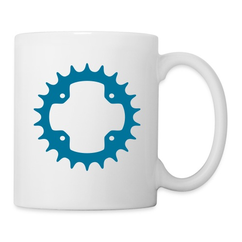 Blue Chainring mug - Mug
