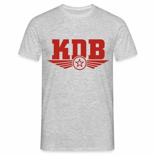 KDB Grey - Men's T-Shirt