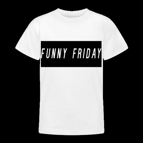 Funny Friday T-shirt - Teenage T-shirt