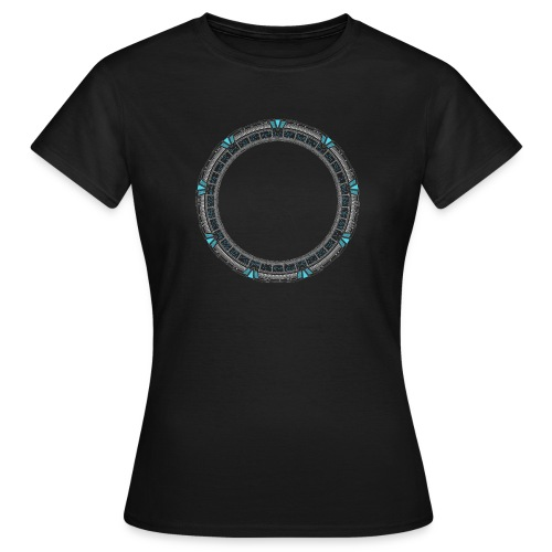 Blue Portal - Women's T-Shirt