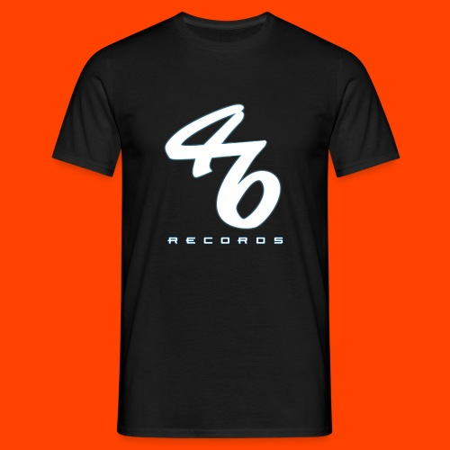 46 Records T-Shirt - Männer T-Shirt