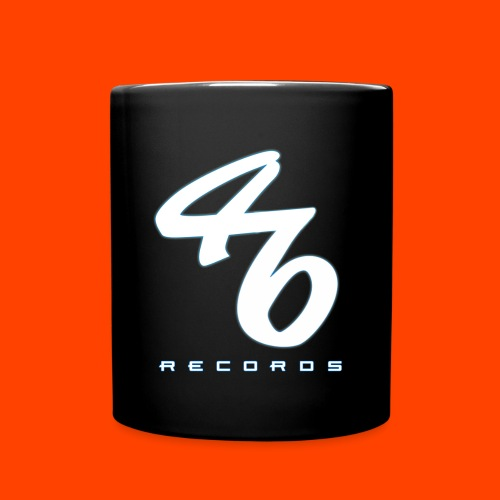 46 Records Tasse - Tasse einfarbig