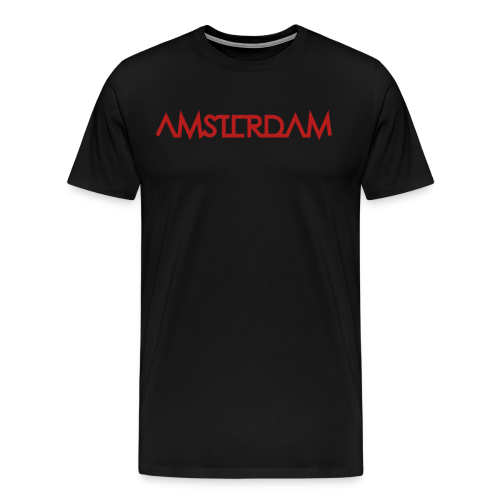 T-shirt Amsterdam - Mannen Premium T-shirt