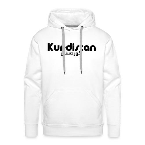 Kurdistan Hoodie - Männer Premium Hoodie