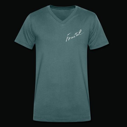 Fractal T-shirt 3.0  - T-shirt bio col V Stanley & Stella Homme