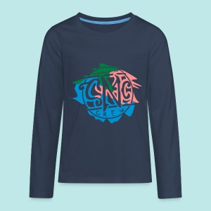 Snc-crew Shirts, fresh for Graffit writers... - Teenager Premium Langarmshirt