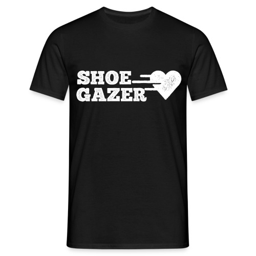 ShoeGazer - Men's T-Shirt