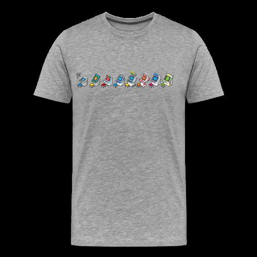Pixelcandys 2 - Men's Premium T-Shirt