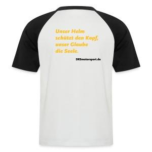 SRSmotorsport Baseballshirt Männer - Männer Baseball-T-Shirt