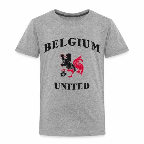 Belgium Unit Grey Kids - Kids' Premium T-Shirt