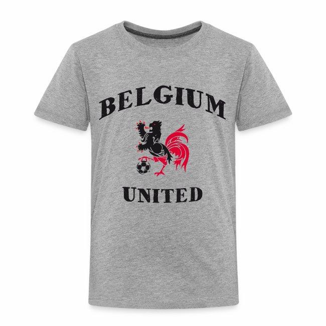 Belgium Unit Grey Kids
