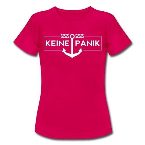 Keine Panik - Frauen T-Shirt