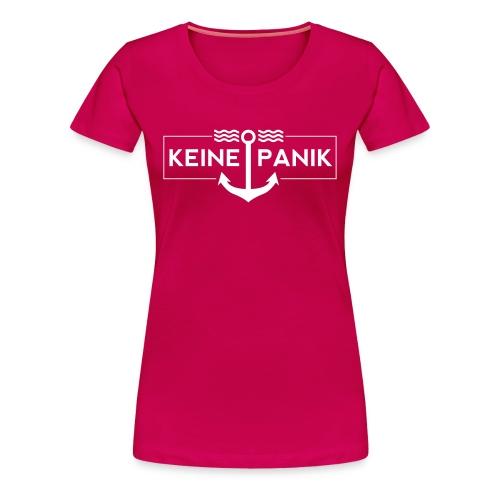 Keine Panik - Frauen Premium T-Shirt