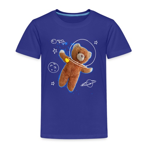 T-shirt niño OSITO ASTRONAUTA - Camiseta premium niño
