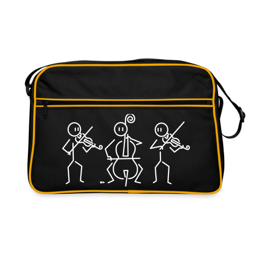 Trio (2 violins, 1 cello) - Retro Bag