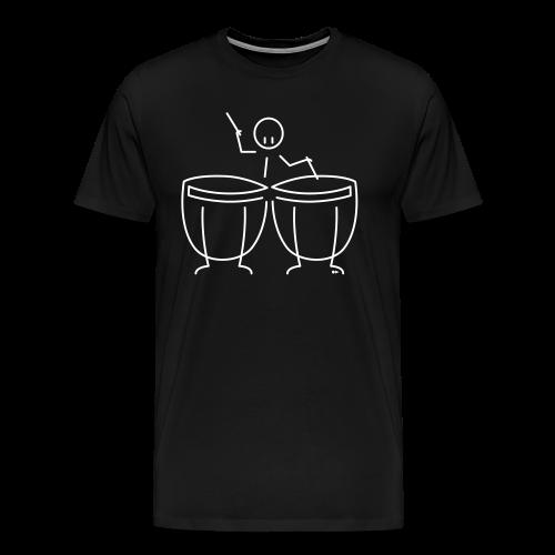 Timpanist - Men's Premium T-Shirt