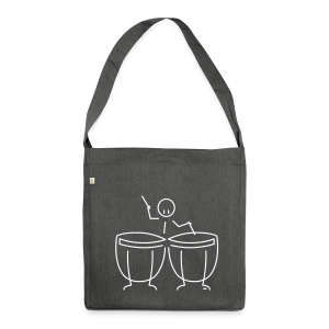 Timpanist - Shoulder Bag made from recycled material