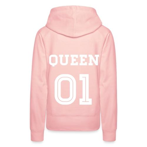 Queen-Hoodie - Frauen Premium Hoodie