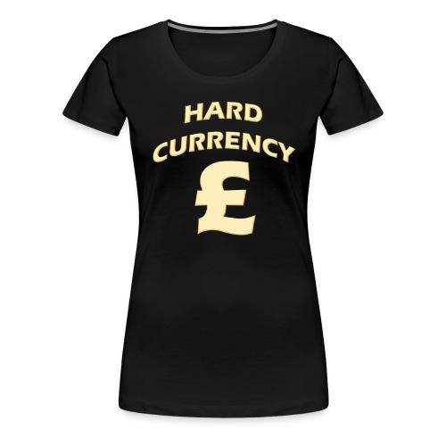 Pound - Frauen Premium T-Shirt