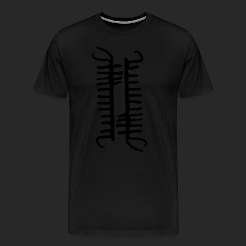 TVLPA Petroglyph - Men's Premium T-Shirt
