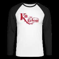 Long sleeve shirts ~ Men's Long Sleeve Baseball T-Shirt ~ Long Sleeve Baseball Shirt