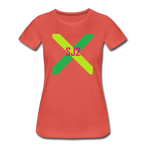 SJ2 Logo Shirt | Womens - Women's Premium T-Shirt