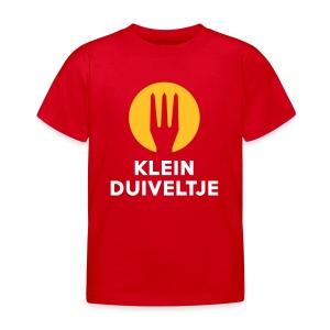 Klein duiveltje - Kinderen T-shirt