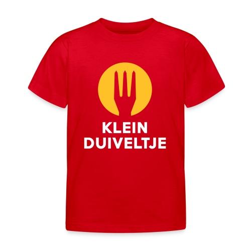 Klein duiveltje - Belgium - Belgie - T-shirt Enfant