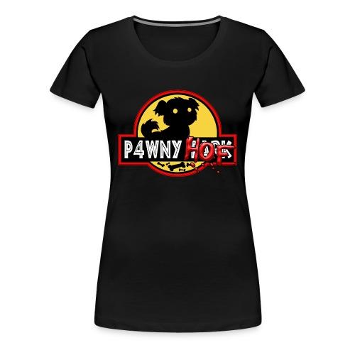 P4WNYPARK FEMALE - Women's Premium T-Shirt