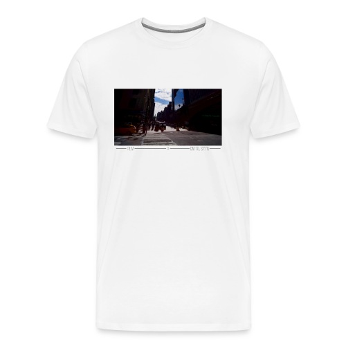 PML x CNTRL STTN - Men's Premium T-Shirt