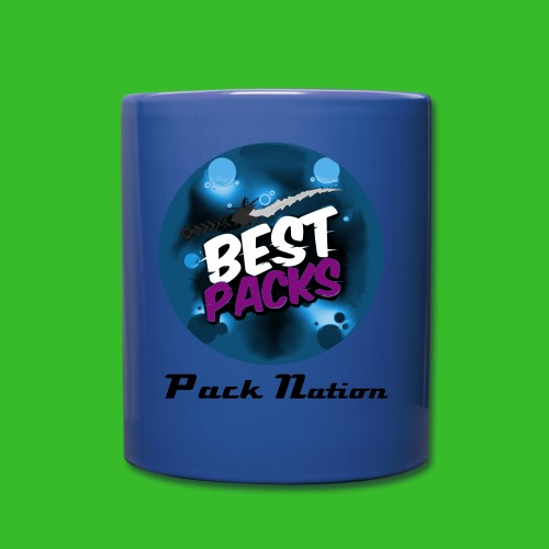 Pack Nation Blue Cup -Limited Edition- - Full Colour Mug