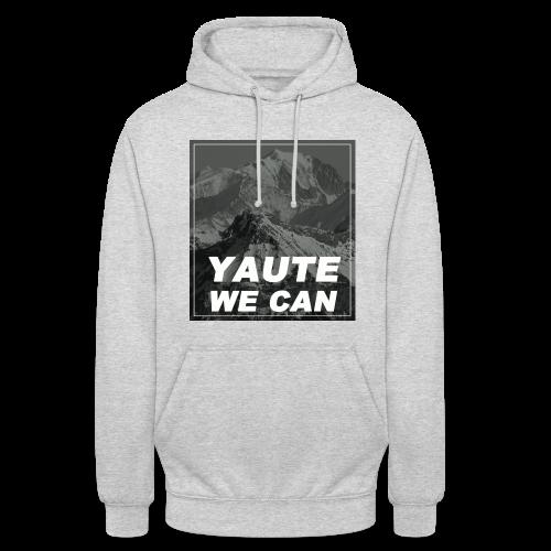 LA YAUTE - Sweat-shirt à capuche unisexe