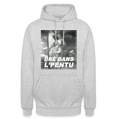 LA RIDE - Sweat-shirt à capuche unisexe