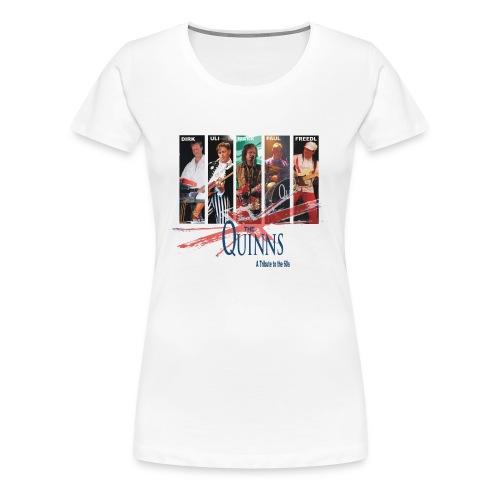 Damen Shirt kurz - Frauen Premium T-Shirt