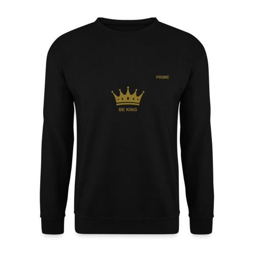 PRIME - BE KING  - Men's Sweatshirt