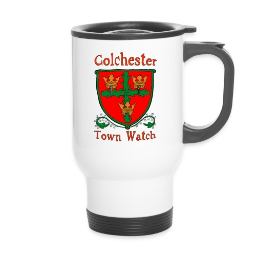 Colchester Town Watch Travel Mug - Travel Mug