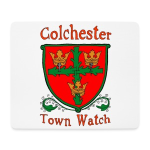 Colchester Town Watch Mouse Pad (horizontal) - Mouse Pad (horizontal)