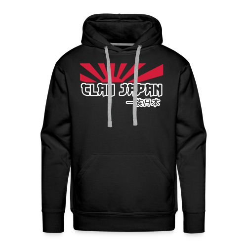 CJ Edition Hoody - Men's Premium Hoodie