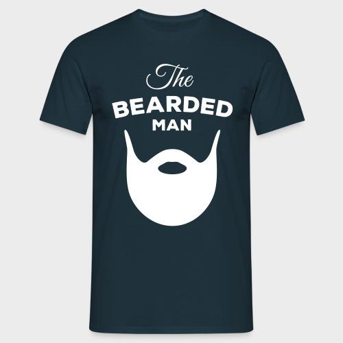 The Bart-Art - Männer T-Shirt